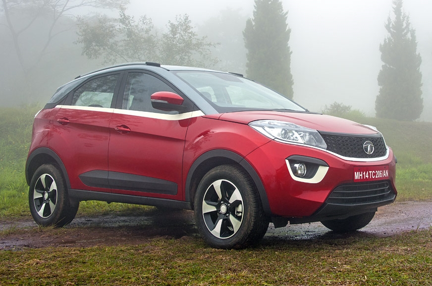 Tata Nexon Images Interior Images Nexon Exterior Photo Gallery