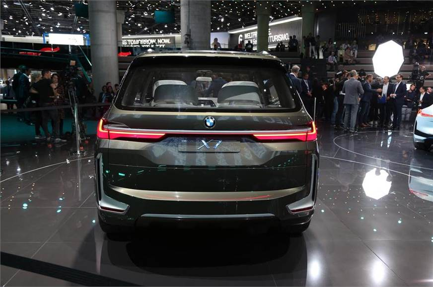 Bmw X7 Iperformance Concept Image Gallery Autocar India