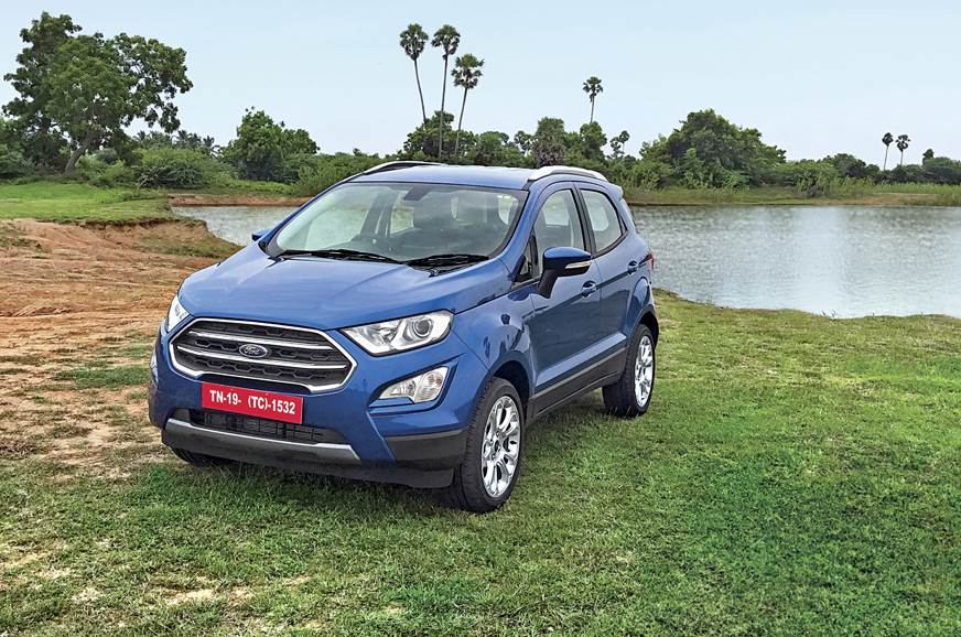 This Is The First Major Facelift For The Ecosport Since It Was Unveiled In