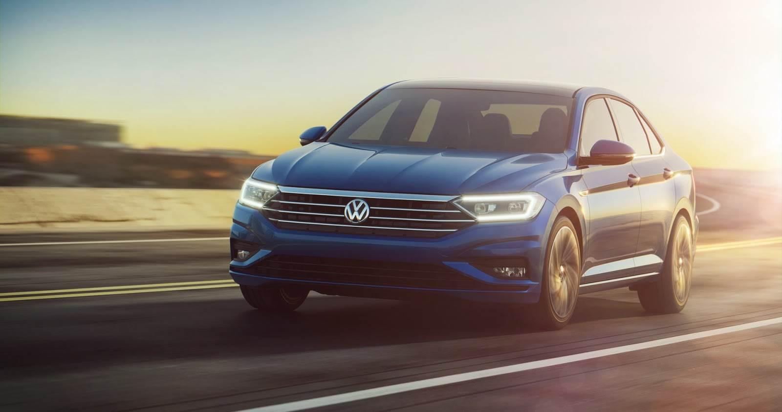 2018 Volkswagen Jetta Interior And Exterior Images India