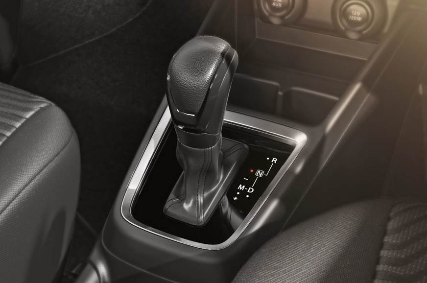 Petrol and diesel Swifts offered with 5-speed manual and AMT options.