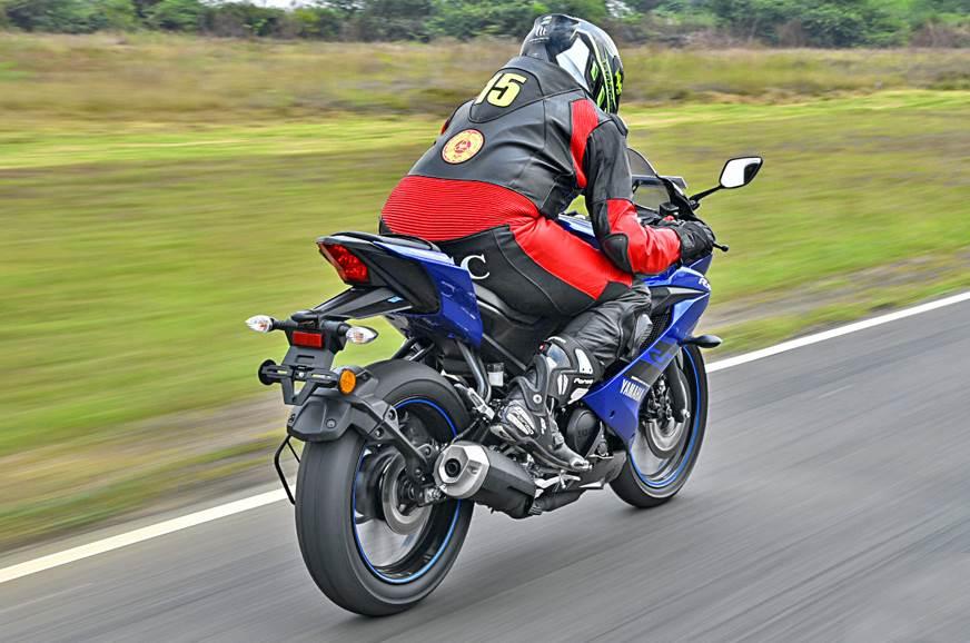 2018 Yamaha Yzf R15 V30 Photos R15 V30 Bike Image Gallery