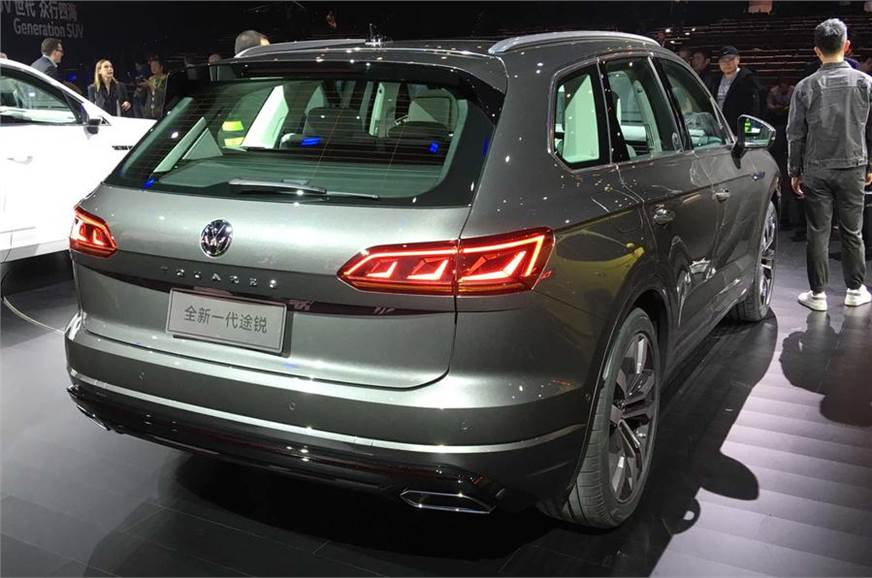 2018 volkswagen touareg image gallery with interior and exterior