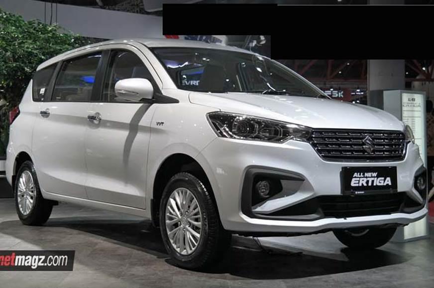New 2018 Maruti Suzuki Ertiga Mpv Image Gallery Autocar India