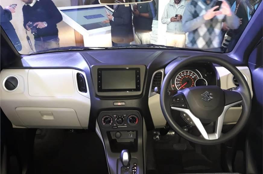 New Maruti Suzuki Wagon R Exterior Interior And Engine