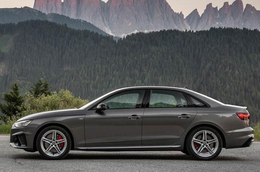 2020 Audi A4 Facelift Image Gallery Autocar India