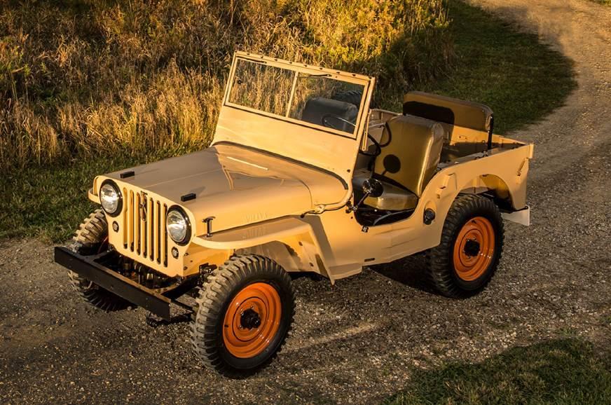 Jeep Wrangler History Retraced Autocar India