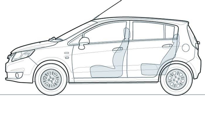 Chevrolet Aveo Uva Chassis Number Location