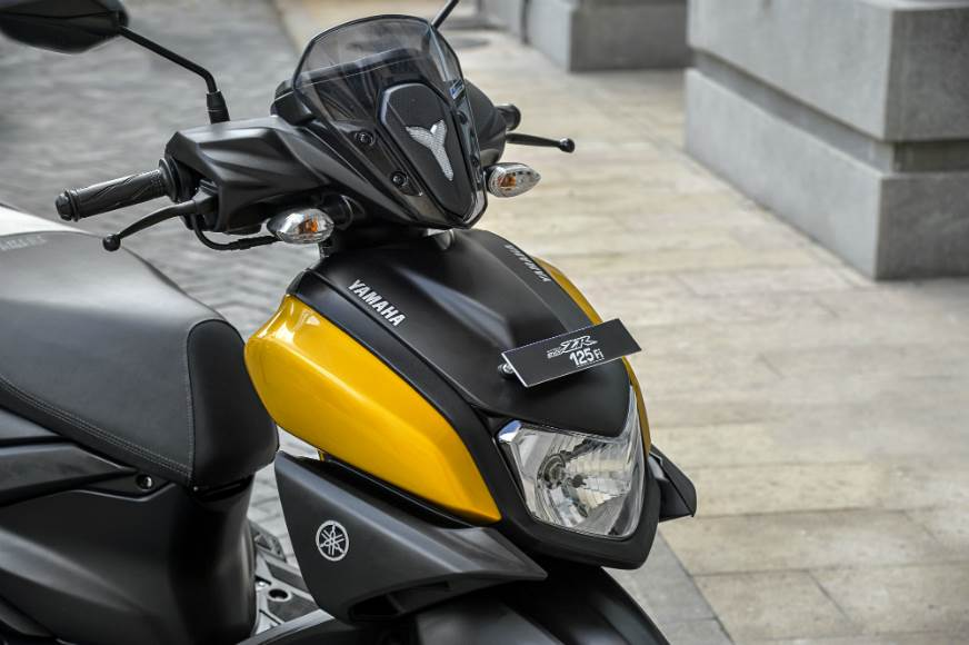 BS6 Yamaha Ray ZR 125 Fi review and close look at the new scooter - Autocar  India