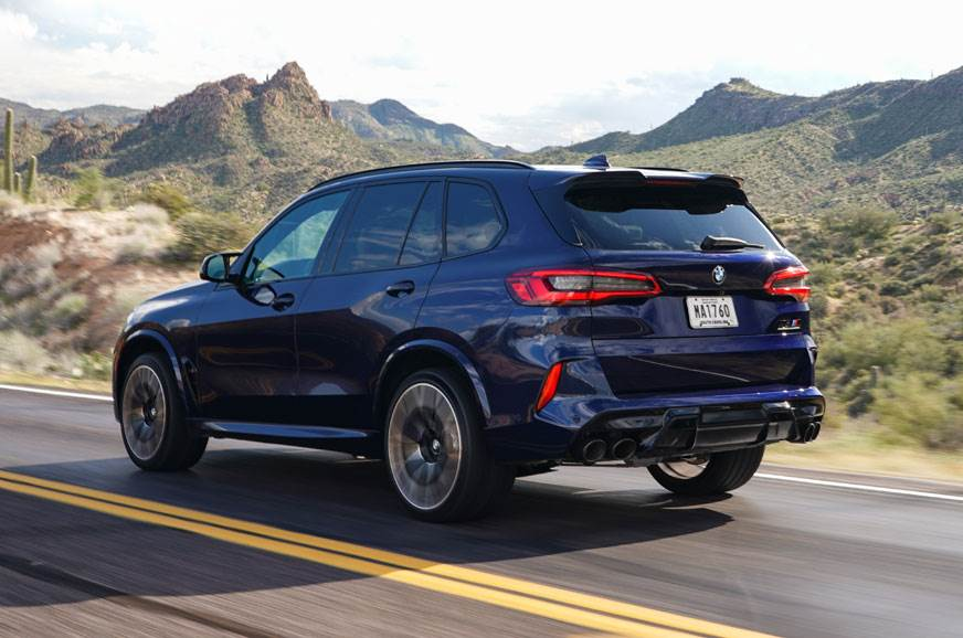625hp 2020 Bmw X5 M Competition India Bound Performance Suv Driven Mechanic Escape
