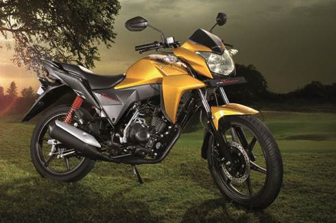 Honda CB Twister launched at the Expo - Autocar India