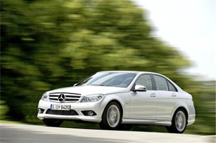 Mercedes to launch C250 CGI at Expo - Autocar India