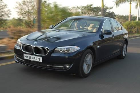 2011 Bmw 520d Autocar India