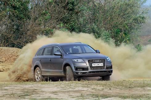 Audi Q TDI Autocar India - Audi q7 tdi