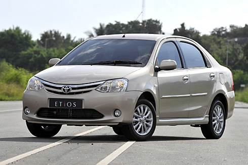 Etios Price Starts At Rs 4 96 Lakh Autocar India
