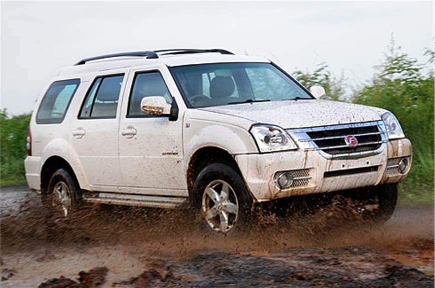 huge discount b0dc7 ae1cf Force One review and test drive - Autocar India