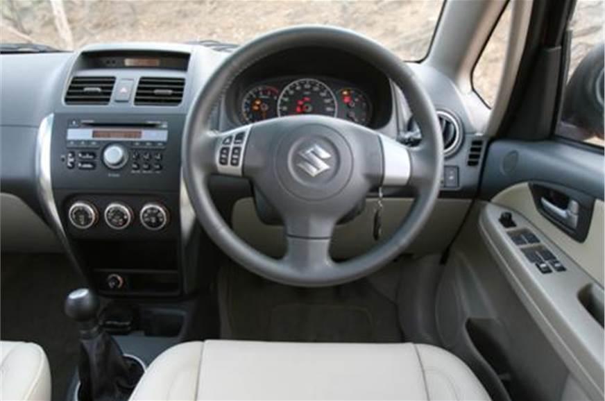 Maruti Suzuki SX4 Zxi (Old) - Autocar India