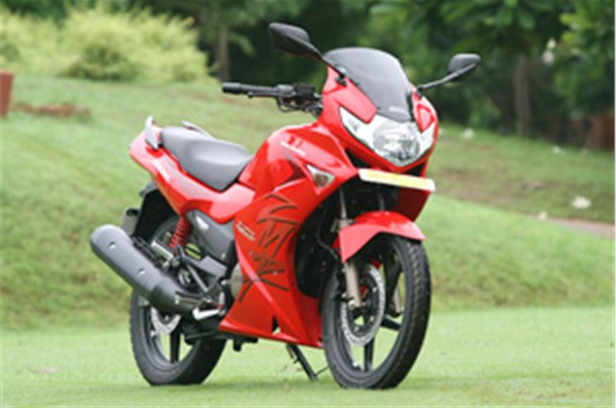 Hero Honda launches Karizma ZMR - Autocar India