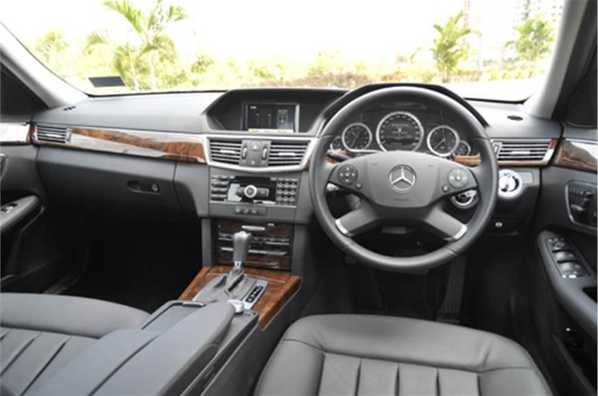 BMW 525d vs Mercedes E250 CDI - Feature - Autocar India