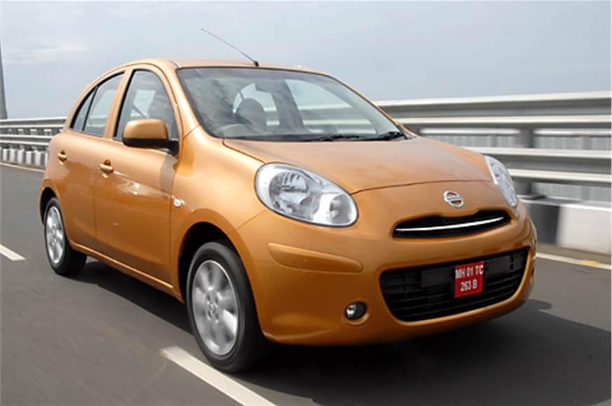 2011 Nissan Micra Diesel Autocar India