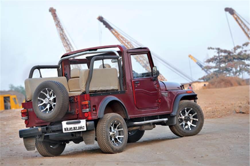 2011 Mahindra Thar - Autocar India