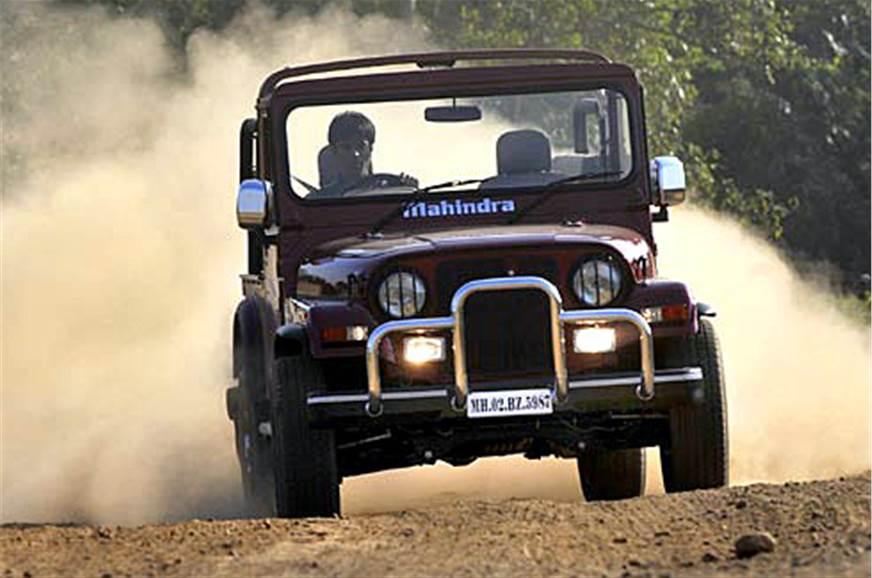 2011 Mahindra Thar Autocar India