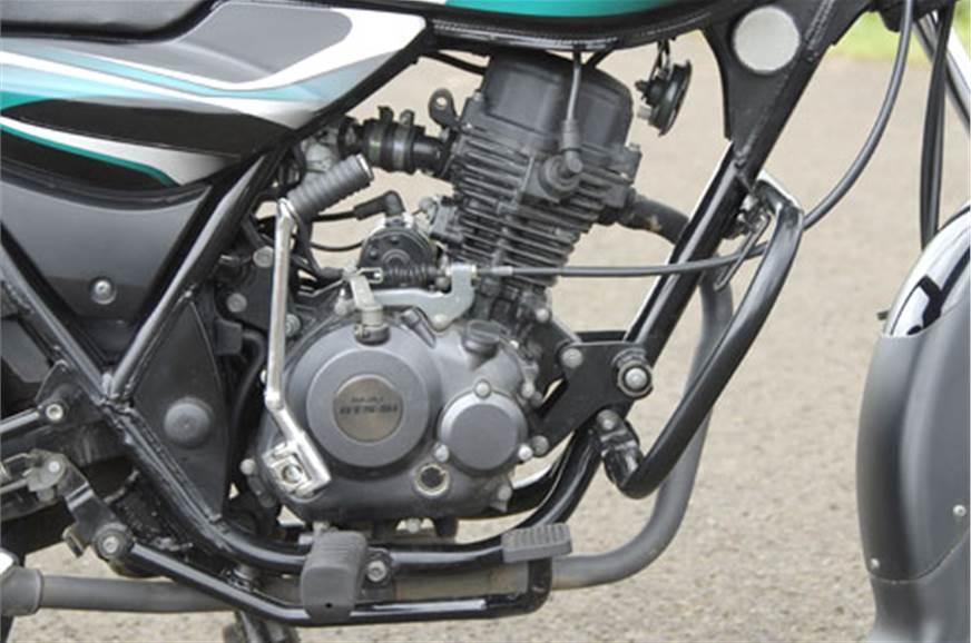 Bajaj Discover DTS-Si 100cc - Autocar India