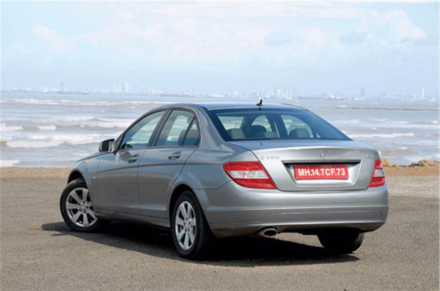 Mercedes C200 CGI (Old) - Autocar India