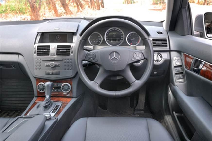 Mercedes C200 CGI (Old) - Autocar India
