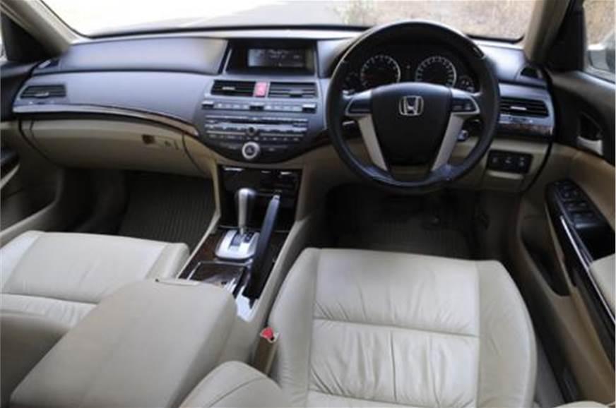 Old Honda Accord >> Honda Accord V6 Old Autocar India