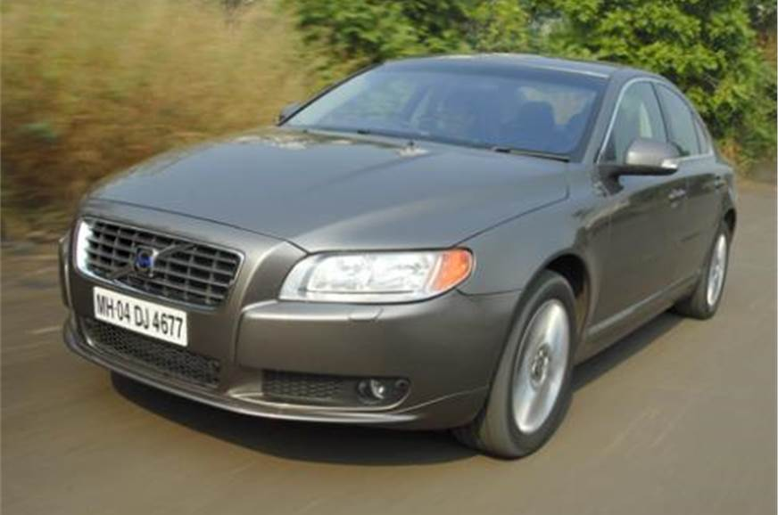 Volvo S80 D 5 Old Autocar India