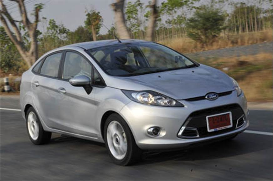 ford fiesta 2011 review