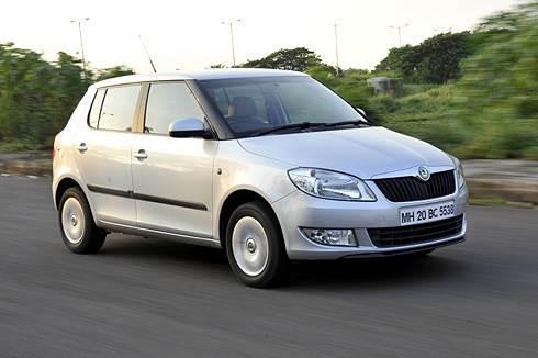 skoda fabia 1.6 - autocar india