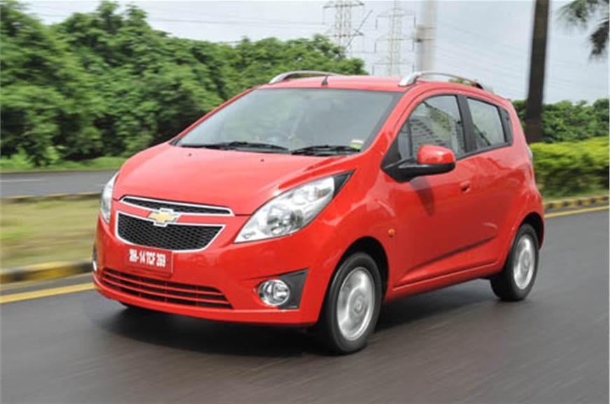Chevrolet Beat Diesel Review Test Drive Autocar India
