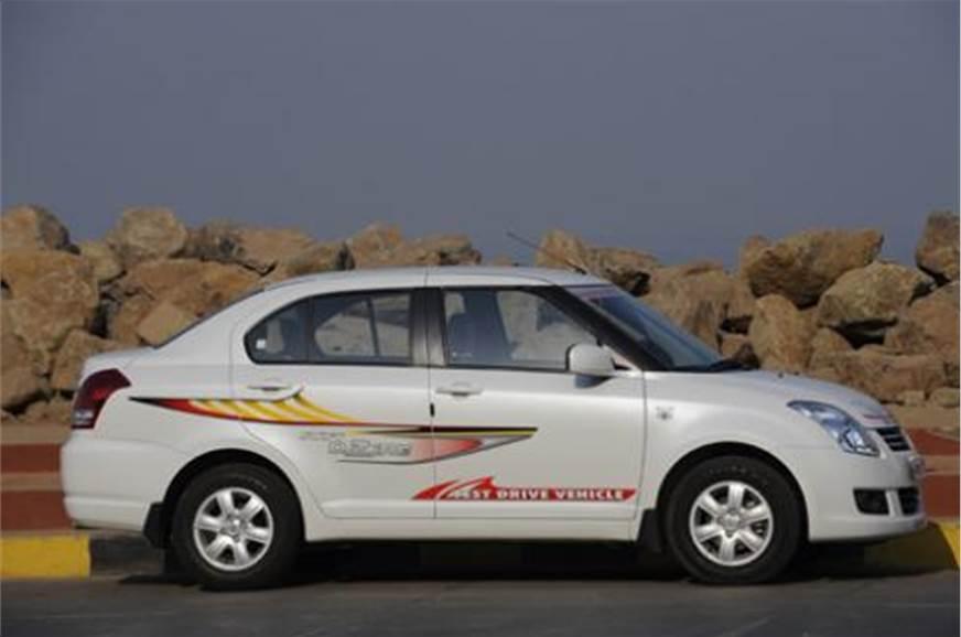 Maruti Swift Dzire DDiS (Old) - Autocar India