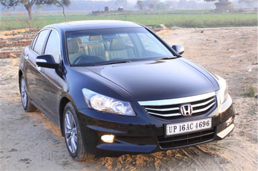 2011 Honda Accord - Autocar India