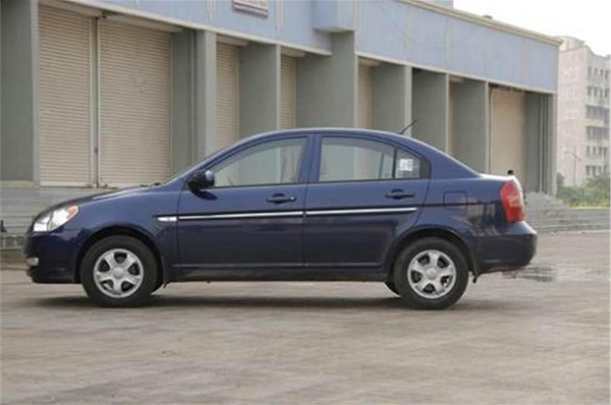 Hyundai Verna Sx Crdi A T Old Autocar India