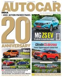 Magazine - Autocar India