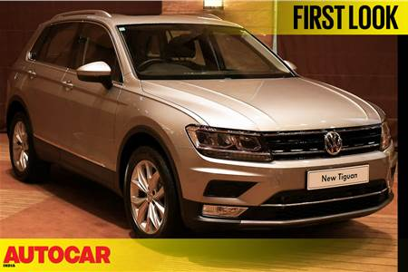 Volkswagen Tiguan Price, Images, Reviews and Specs | Autocar