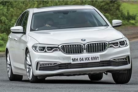 BMW 5 Series 520d Luxury Line Price, Images, Reviews and Specs