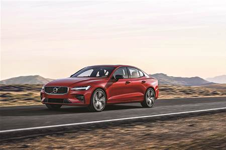 Volvo S60 D4 Momentum Price, Images, Reviews and Specs