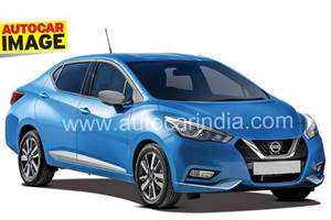 Nissan Sunny XV D Price, Images, Reviews and Specs | Autocar India