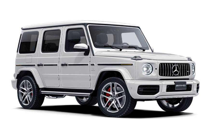 Mercedes-Benz G-Class Price, Images, Reviews and Specs | Autocar India