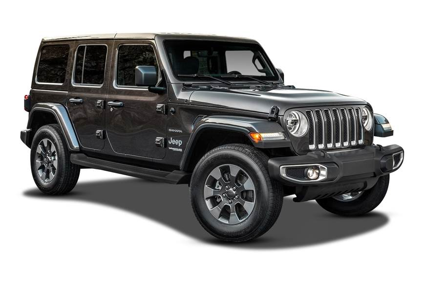 Jeep Wrangler Price Images Reviews And Specs Autocar India