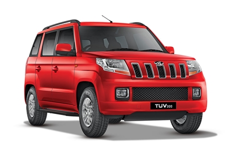 0829cf3cd Mahindra TUV300 Car Price