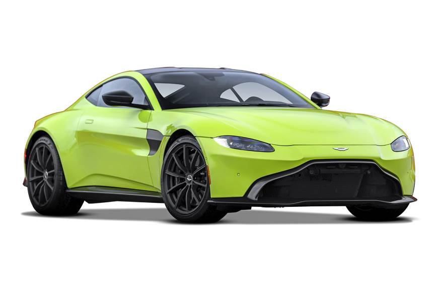 Aston Martin Vantage Price Images Reviews And Specs Autocar India