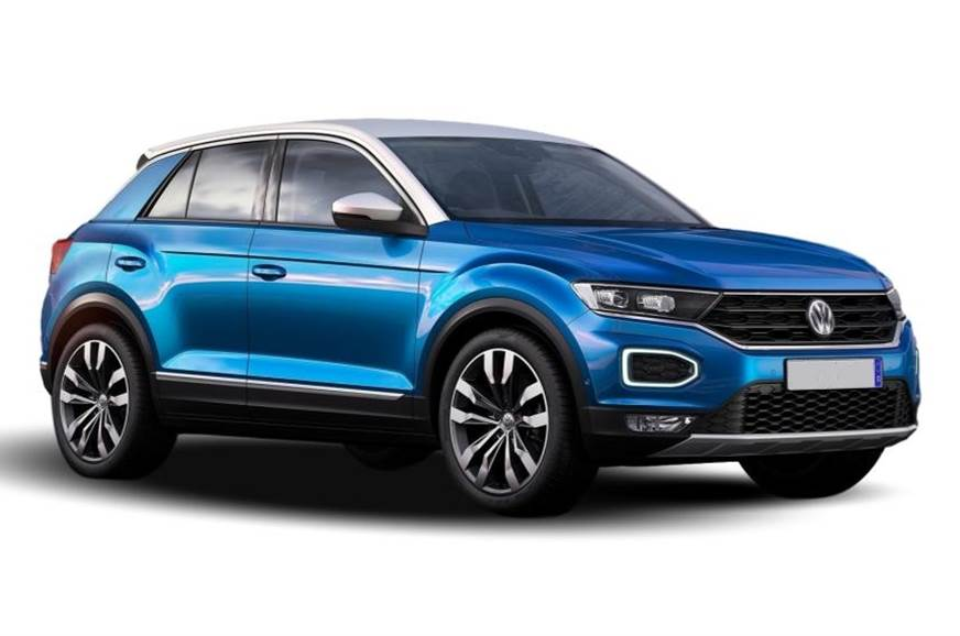 Volkswagen T Roc Price Images Reviews And Specs Autocar India