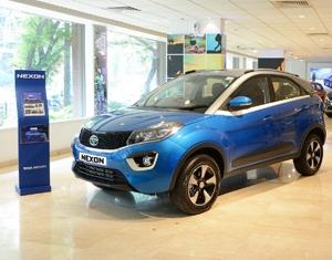 2017 Tata Nexon variants explained