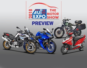 Auto Expo 2018 preview: Scooters and bikes