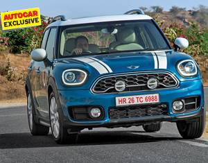 2018 Mini Countryman Cooper S review, test drive